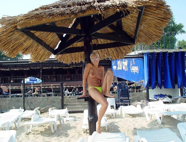 Pic #5 - Julia at The Beach 3