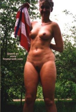 Pic #2 - My GF Nude