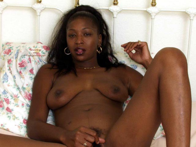 Pic #4 - Jazzmin Shows It All