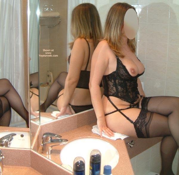 Pic #3 - Hotel Bedroom Bathroom