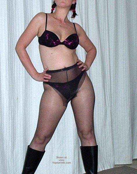 Pic #1 - *Ny Sarah'S Panty Hose Fun