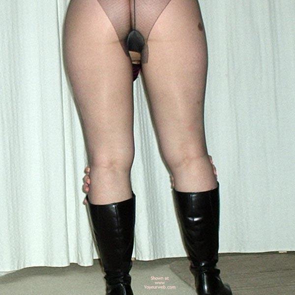 Pic #5 - *Ny Sarah'S Panty Hose Fun