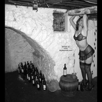 Laila in The Wine Cellar