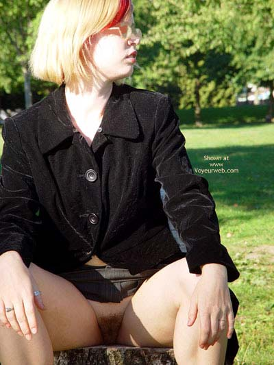 Pic #4 - Naughty In The Park 3