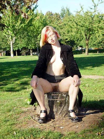 Pic #7 - Naughty In The Park 3