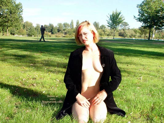 Pic #9 - Naughty In The Park 3