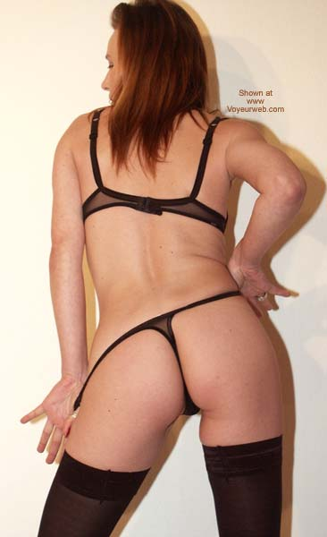 Pic #7 - Sexy in Black Stockings
