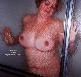 Pic #4 - *TU Debbie's Big Boobs In The Tub