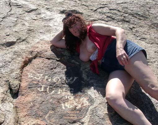 Pic #3 - Misti Along The Oregon Trail