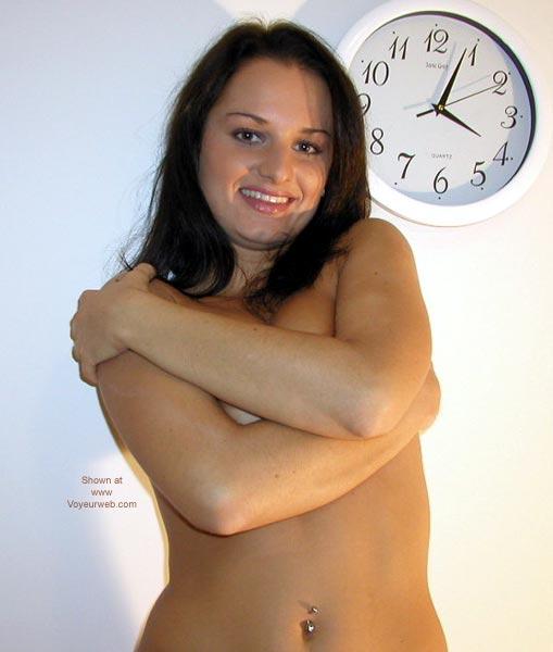 Pic #7 - Naked Girl Strikes Again