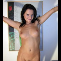 Belly Button Ring - Full Frontal Nudity, Navel Piercing