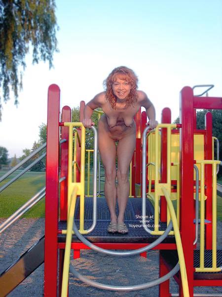 Pic #4 - Fawn Enjoying Fun Play Time