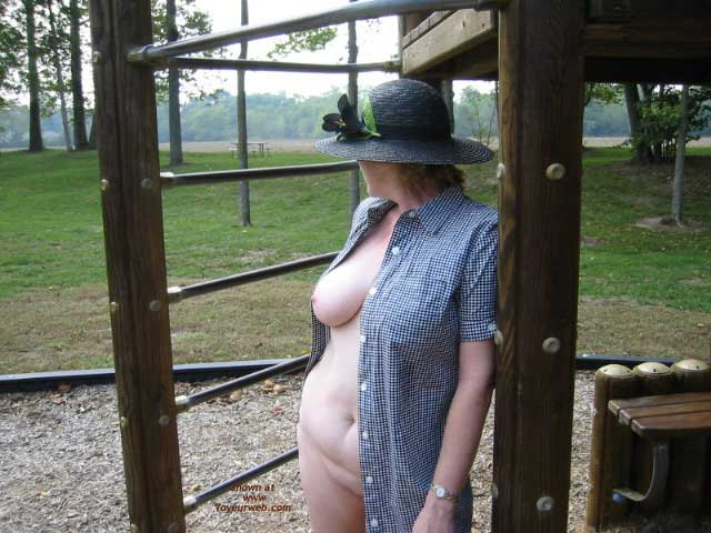 Pic #4 - Gypsy Rose in The Playground