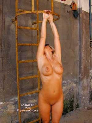 Pic #1 - Hanging Around Naked - Sunglasses , Hanging Around Naked, Sunglasses, Stretching Mounds