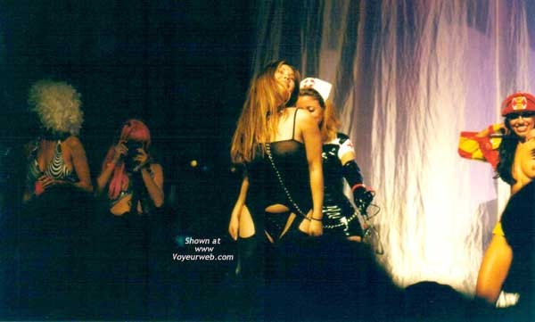 Pic #3 - Exotic Erotic Ball San Francisco 2002 - 4