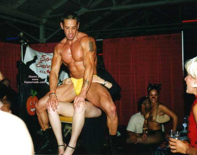 Pic #6 - Exotic Erotic Ball San Francisco 2002 - 2