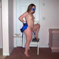 Stephanie in Blue II