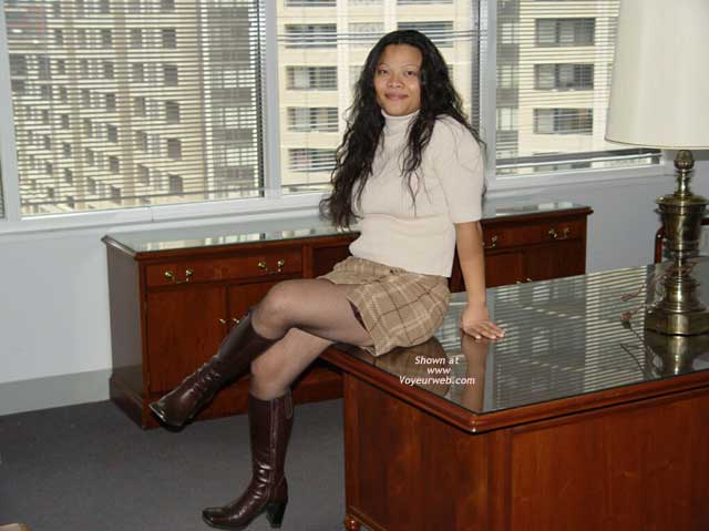 Pic #3 - Asian Spice at The Office