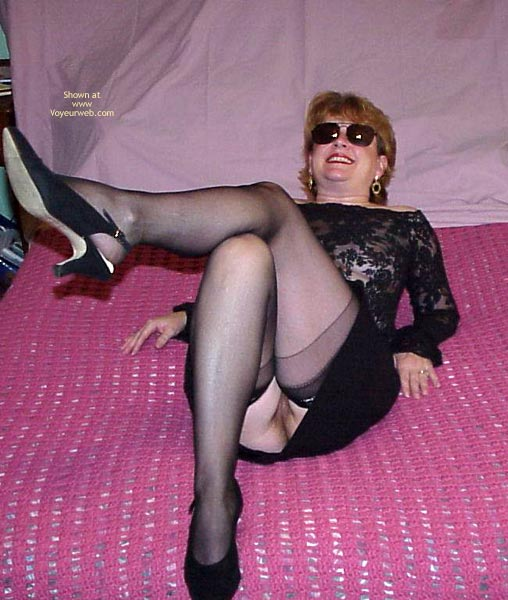 Pic #3 - Lady Mature Lacy and Racy