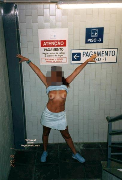 Pic #3 - Portuguese Body Blue Top 2