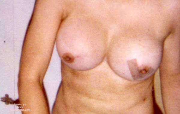 Pic #4 - Latinlover XI .. Sexy Wife With New Breasts
