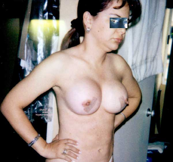 Pic #5 - Latinlover XI .. Sexy Wife With New Breasts