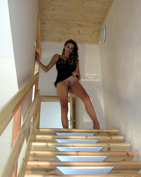Pic #2 - From The Stairs