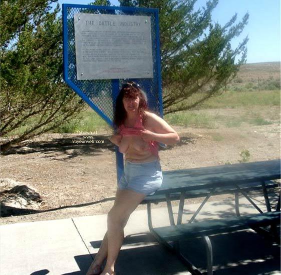 Pic #7 - Misti @ Wendover, Nevada