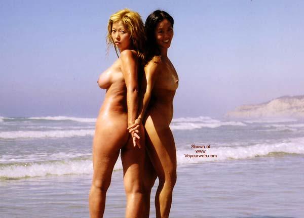 Pic #3 - *GG Lani and Ki Nude at Blacks Beach 3