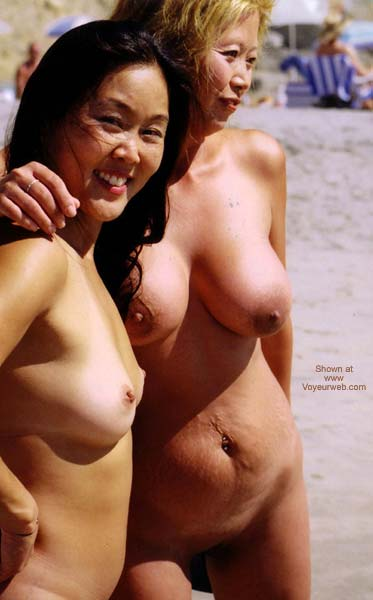 Pic #7 - *GG Lani and Ki Nude at Blacks Beach 4