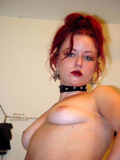 Pic #7 - Teen Goth Chick 2