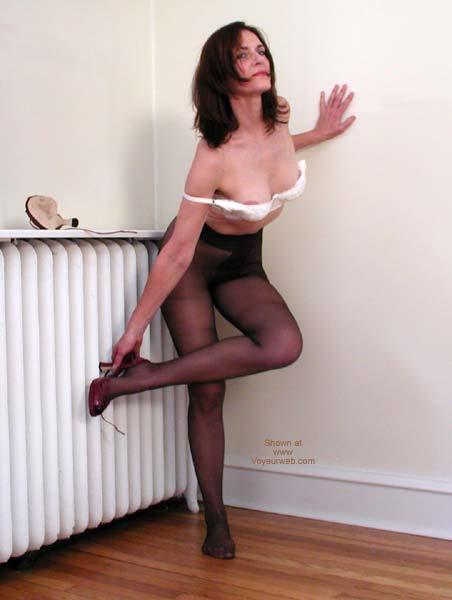 Pic #1 - Laila Pantyhose Strip