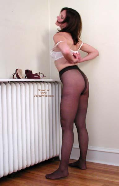 Pic #2 - Laila Pantyhose Strip