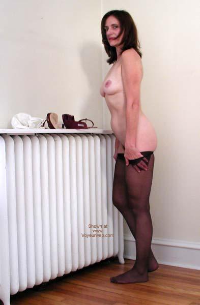 Pic #4 - Laila Pantyhose Strip