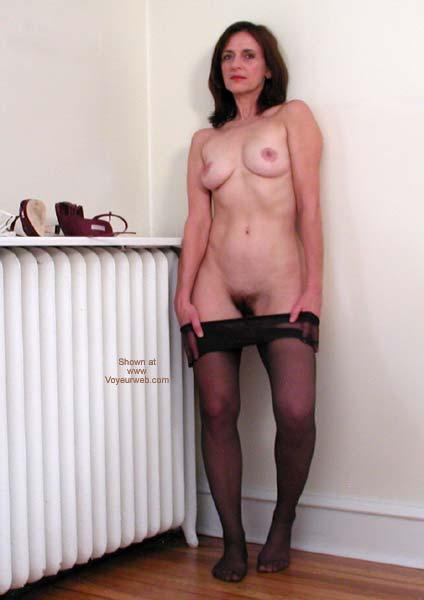 Pic #5 - Laila Pantyhose Strip