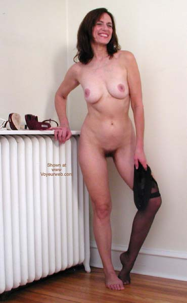 Pic #6 - Laila Pantyhose Strip
