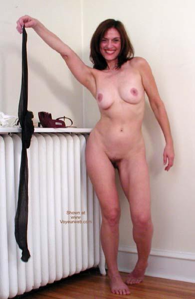 Pic #8 - Laila Pantyhose Strip