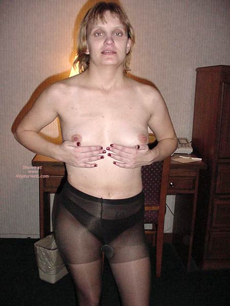 Pic #4 - A Girl I Work With Strips