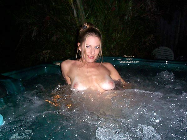 Pic #1 - Sugar and Spike's Hot Tub