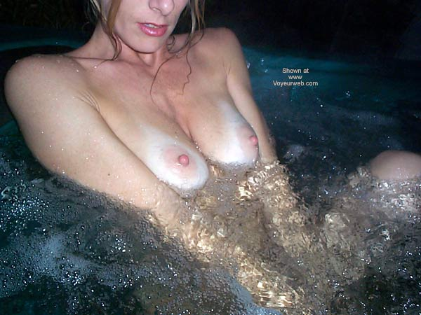 Pic #8 - Sugar and Spike's Hot Tub