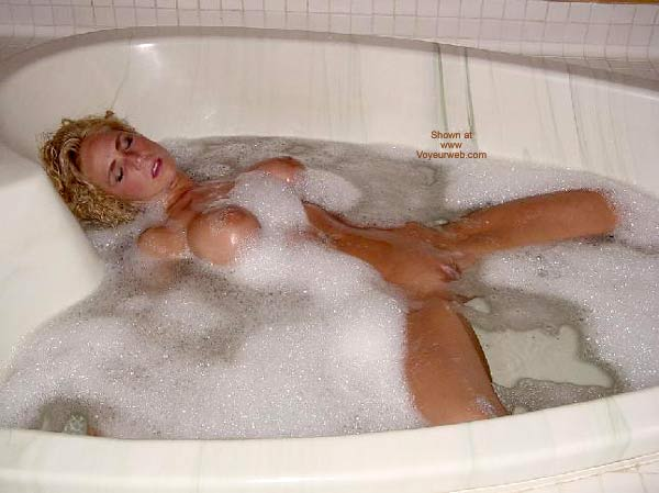 Pic #2 - Angel Gets Wet!