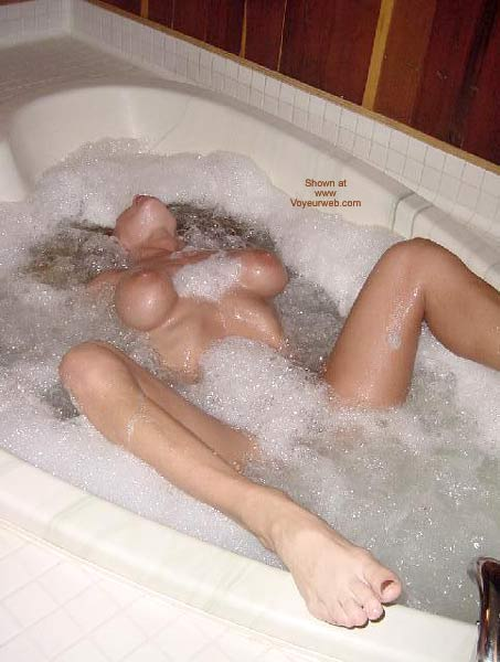 Pic #6 - Angel Gets Wet!