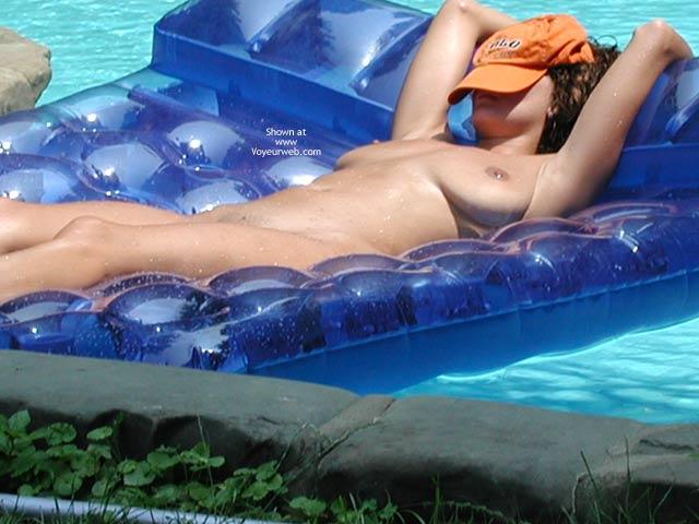Pic #8 - Trish The Dish - Pool Time 3