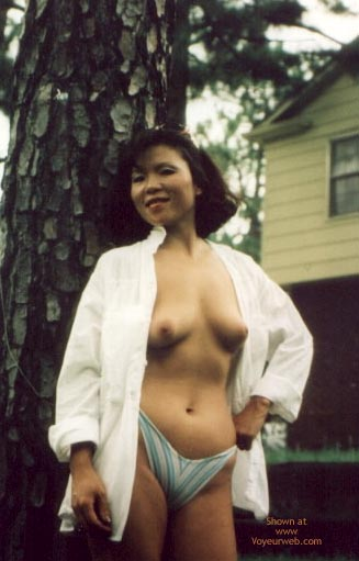Pic #1 - Chinese Ming Topless Outdoors