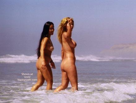 Pic #7 - *GG Lani and Ki Nude at Blacks Beach 5