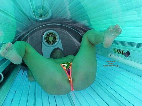 Pic #5 - Daddys Little Girl Goes Tanning