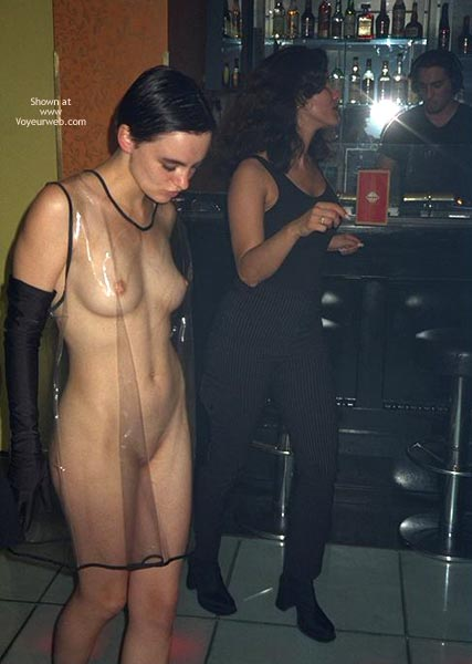 Pic #2 - Cora Nude in The Disco