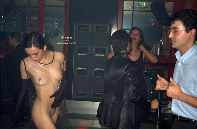 Pic #3 - Cora Nude in The Disco