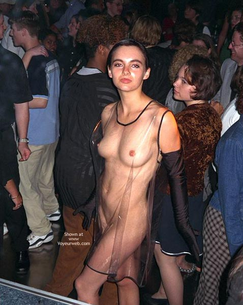 Pic #8 - Cora Nude in The Disco