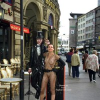 Nude In Public - Nude In Public, Beach Voyeur